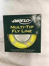 AIRFLO MULTI -TIP INTERCHANGEABLE - WF12 FLOATING/SINKING FLY LINE