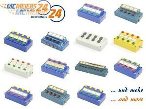 E125 Märklin Stellpult Schaltpult | diverse Varianten | Zustand *Note 3-4*