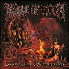 CRADLE OF FILTH - Lovecraft & Witch Hearts  (2-CD) DCD