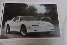 1988 PONTIAC FIREBIRD TRANS AM  GTA  11 X 17  PHOTO   PICTURE