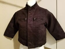 Kenneth Cole Reaction Coat Boys 4T CLASSY QUALITY