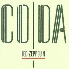 LED ZEPPELIN - CODA/REMASTERED CD ROCK 8 TRACKS NEW
