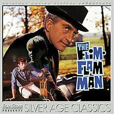 THE FLIM FLAM MAN & GIRL NAMED SOONER / Jerry Goldsmith / RARE OST CD NEW!