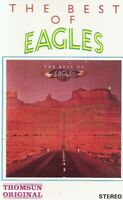 Eagles.. The Best Of..Import Cassette Tape