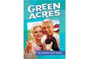 Green Acres Season 4 DVD Brand New and Sealed Australian Release