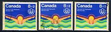 Canada #B4(1) 1975 8+2 cent MONTREAL OLYMPICS WATER SPORTS - SWIMMING HF 3 USED