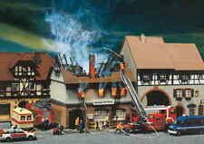"Faller H0 130429 Brandruine Gasthaus "" Zur Sonne "" NEU/OVP"