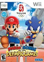 Mario & Sonic at the Olympic Games - Nintendo  Wii Game