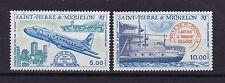 St PIERRE et MIQUELON Poste Aerienne N° 64/65 Neuf **