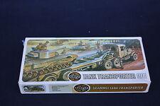 D855 AIRFIX BOITE VIDE maquette Tank transporter OO series N°2 notice 02301-6