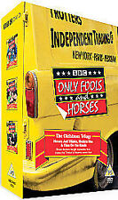 Only Fools And Horses - Christmas Trilogy (DVD, 2004, 3-Disc Set, Box Set)