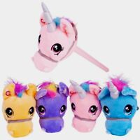 Unicorn Hobby Horse With Galloping & Neighing  Horse Sound Pony Kids Play Toy