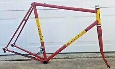 Trek 970 Frame and Fork Columbus Tubing VTG Road Bike 57cm