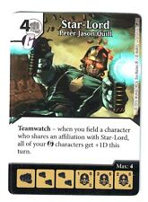 Marvel Dice Masters AOU, Star-Lord Peter Jason Quill 67/142 W/Dice