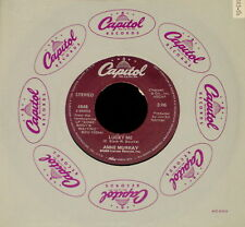 """ANNE MURRAY """"LUCKY ME/Somebody's Waiting"""" CAPITOL 4848 (1980) 45rpm SINGLE"""