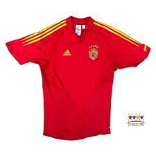 Spain 2004/06 International Home Soccer Jersey Small Adidas
