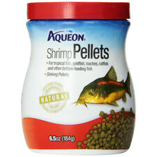 AQUEON - Shrimp Pellets Fish Food - 6.5 oz. (184 g)