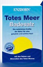 12 Kg Enzborn® Totes Meer Badesalz 8 x 1,5kg - 24 Beutel a 500 gr.