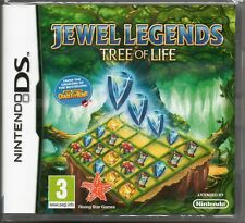JEWEL LEGENDS: TREE OF LIFE GAME DS DSi Lite 3DS ~ NEW / SEALED