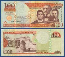 República dominicana en/Kildare Rep. 100 pesos dominicanos 2011 UNC p.184 B