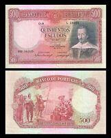 2x  500 Escudos - Ausgabe 1944 & 1952 João IV, Chapa 8 - Reproduktion - 11
