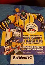 DVD JEEG ROBOT, USCITA NUMERO 1, NUOVO