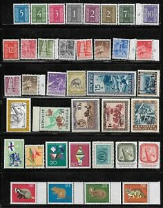 MNH Worldwide Packet Lot of 38 all different Stamps World Wide Collection mint