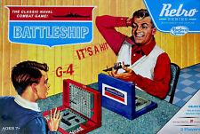 Battleship Hasbro Retro Series 1967 Edition