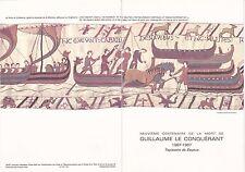 Document Philatélique Timbre 1er Jour: 05/09/ 1987 - Guillaume le Conquérant