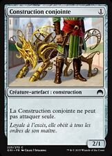 MTG Magic ORI FOIL - Bonded Construct/Construction conjointe, French/VF