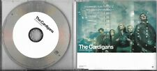 "MAXI CD THE CARDIGANS 3T + 1 VIDEO "" ERASE/REWIND"" 1998"