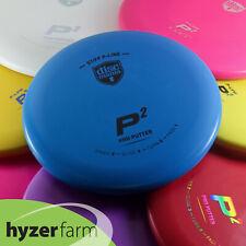 DiscMania STIFF P-Line P2 *pick weight and color* Hyzer Farm disc golf putter