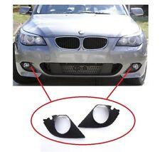 BMW 5 E60 E61 2003-2010 M Sport Delantero Izquierda Derecha Luz de Niebla Cubre Parrillas De Ajuste