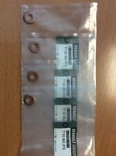 Renault 1.5 & 1.9 Diesel Copper Injector Washers X4