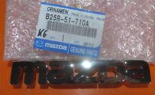 original Mazda 323 (BJ) B25R-51-710A,Emblem,Logo,