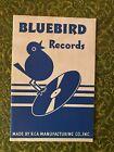 1936  BLUEBIRD catalog - COUNTRY, JAZZ, RACE , CAJUN ,BLUES great photos E+