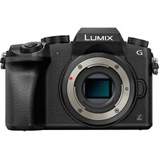 Panasonic LUMIX DMC-G7 16.0MP Digital Camera - Black