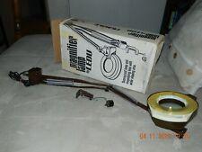 NEW!!! OPEN BOX!!! Ledu Swedish Magnifying Lamp - Chocolate Color