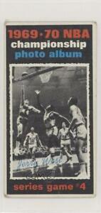 1970-71 Topps Jerry West #171 HOF