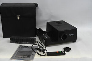 Rollei P355 automat 35mm Film Slide Projector with Cord Remote