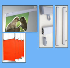 3x Poster Hanger/Gripper/Poster hanging rail/hang rails 80cm