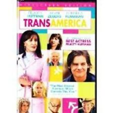 TRANSAMERICA (DVD, 2006, Widescreen) New / Factory Sealed / Free Shipping
