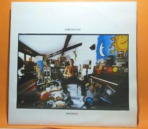 Jovanotti - Lorenzo 1992  LP FRI 6014  1 Free Records Independent 1992 Vinyl LP