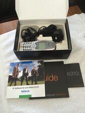 Nokia 6310i Orange Mobile Phone(2)(original&world best phone,Genuine)