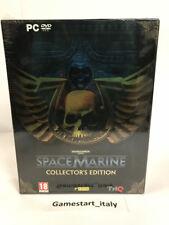 WARHAMMER SPACE MARINE COLLECTOR'S EDITION - PC COMPUTER - NUOVO SIGILLATO NEW