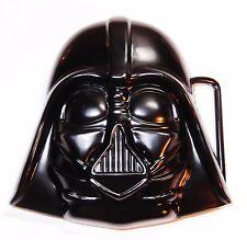 Star Wars DARTH VADER Helmet Metal/Black Enamel BELT BUCKLE