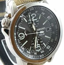 SEIKO PROSPEX NEW MENS SOLAR CHRONOGRAPH ALARM WATCH SSC293P1