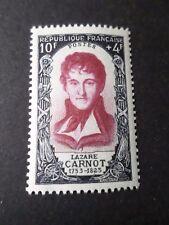 FRANCE 1950, timbre 869, LAZARE CARNOT, CELEBRITY, neuf**, VF MNH STAMP