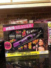 NIB Hair Beader Accessory Kit Dazzling Trendy (JL)