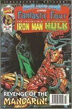 Marvel Heroes Reborn #28 : Marvel comic book from October 1999